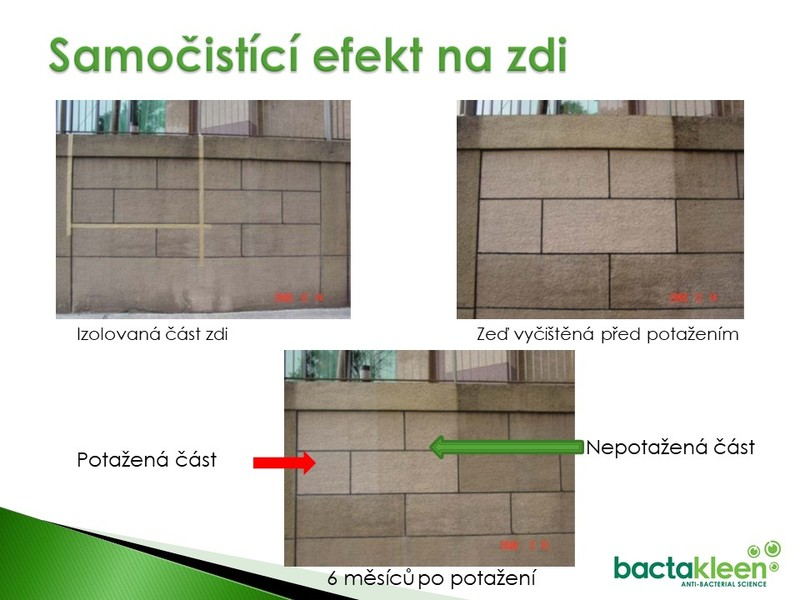 Bactakleen Bactashield Ultimate na zdi